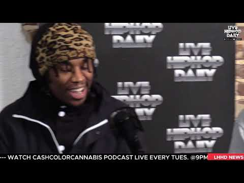 Spark Dawg Talks Signing With Drumma Boy, Learning From Legends & Shares Funny Weed Stories