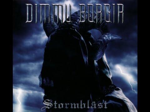 Dimmu Borgir - Sorgens Kammer - Del II (HQ with Lyrics)