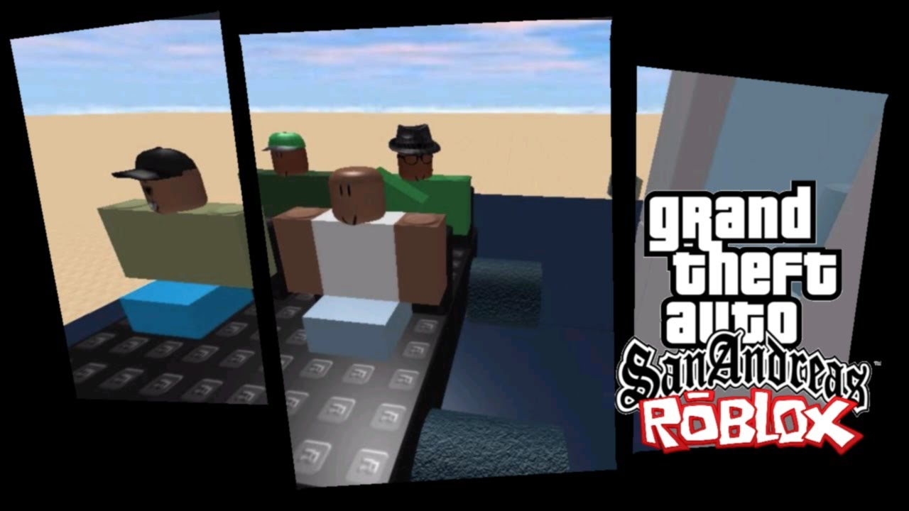 Roblox Gta Sa Big Smokes Order Youtube