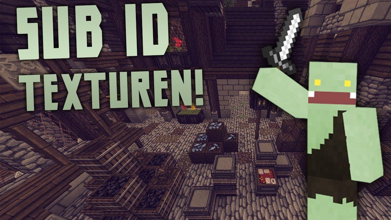 minecraft ungespielt texture pack