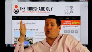 Harry Campbell The Rideshare Driver. Video endorsement for his online course