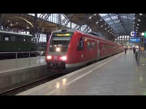 BR 612 569 (DB) Chemnitz-Leipzig Express (CLEX) - Leipzig Hbf.