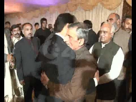 MNA Sardar Ayaz Sadiq Son Ahmed Ayaz Walima Ceremony Part 01 City42