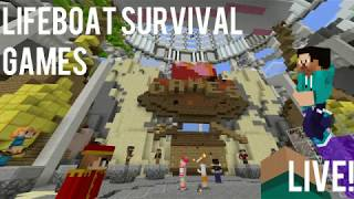 LifeBoat Survival Games Live-MCPE #2