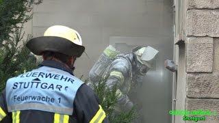 brand im 10kv stromverteiler stromausfall in stuttgart mitte   rauchentwicklung   e