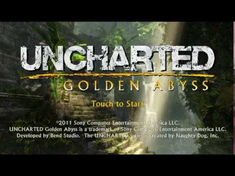 PlayStation Vita Longplay [005] Uncharted Golden Abyss (part 1 of 2)