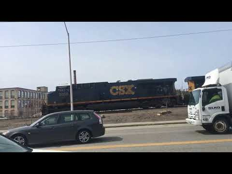 Update on Stranded CSX Freight