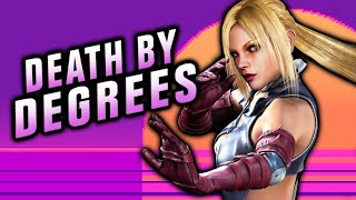 Nina Williams in Death By Degrees - Flophouse Funsies