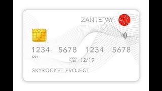ZANTEPAY   Потратьте криптовалюту в реальной жизни с помощью одной карты!
