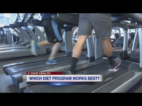 New study shows what diet programs really work
