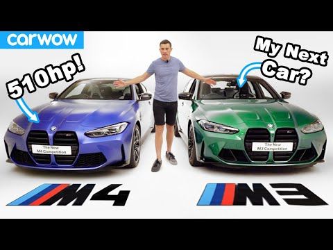 Why I'm getting a new BMW M4 or M3 - engine redline rev test + 'review'