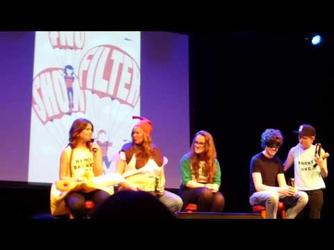 5/9 #NoFilterShow- I Ship It [Dating Game] (Vicar St, Dublin 08/05/14)