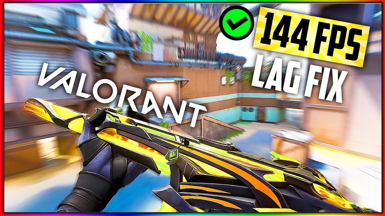 🔧Valorant Low End PC | Lag & Stutter Fix ➤144+FPS On Low End PC (Act 3) 2021