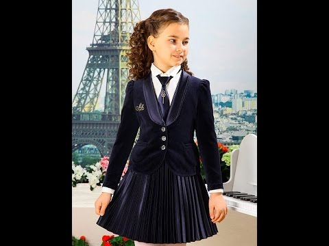 Школьная Форма для Девочек - интернет - 2019 / School Uniforms For Girls - Online