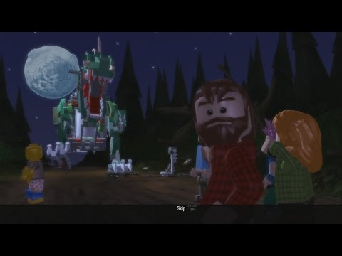 LEGO Rock Band - The Automatic - Monster (LEGO Avatars version)