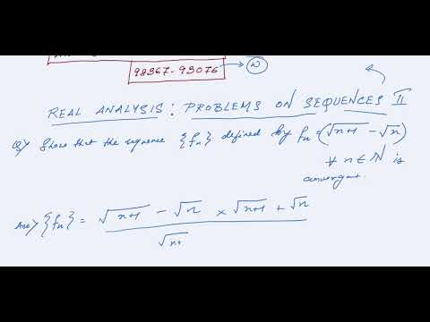 REAL ANALYSIS PROBLEMS SEQUENCE 2 books coaching online test