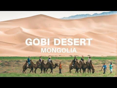 Incredible Gobi Desert Tour, Mongolia | 2017 | DJI Mavic Pro | Sony A7RII