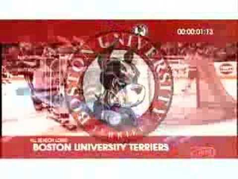 Boston University Terriers Hockey