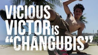 Bboy VICIOUS VICTOR in Ipanema Rio Brazil | Silverback Bboy Events x YAK FILMS