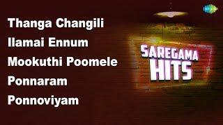 Top 15 Thanga Changili | Naan Pollathavan | Kaakki Siraginiley | Ilamai Ennum | Chinna Kannan