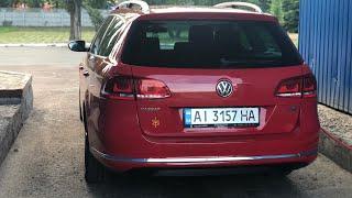 Прощание с vw passat b7 1.4 tsi ecofuel - наверное лучший мой автомобиль.