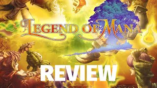Legend of Mana Remastered Review - The Building Blocks of Greatness (Video Game Video Review)