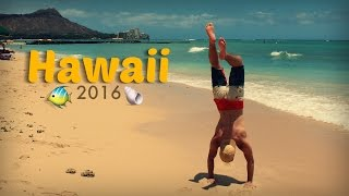 Epic Hawaii Adventure: FIRE BREATHING AND CLIFF JUMPING