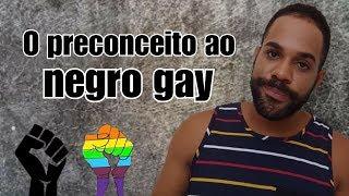Negro e gay: Preconceito em dobro?