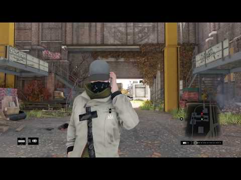 WATCH DOGS UNINVITED  (PS4)