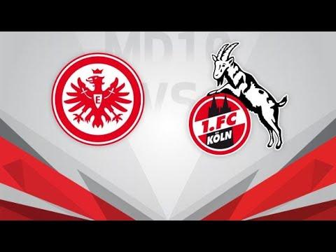 Eintracht Frankfurt Köln