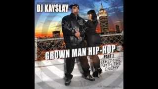 DJ Kay Slay feat JR Writer, Oun-P & Termanology - Survival Of The Spitters (prod by GUN Producti