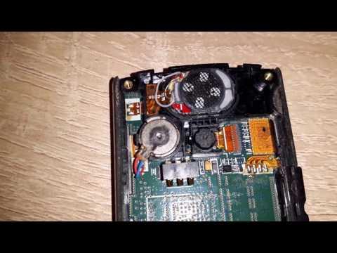 Inside SAMSUNG GT-C3010