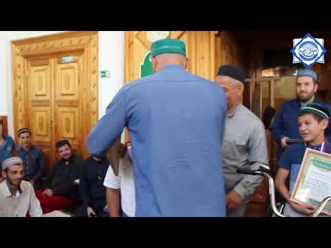 Масшатбный Исламский конкурс города и района г.Кизилюрт 20.08.17г