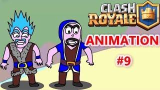 Clash Royale Animation #9: ELECTRO WIZARD! (Parody by LuoKho)