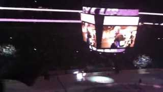 Pittsburgh Penguins Playoff vs Ottawa Senators Pre-game Intro 5/14/13