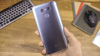 LG G6 Unboxing + First Impressions