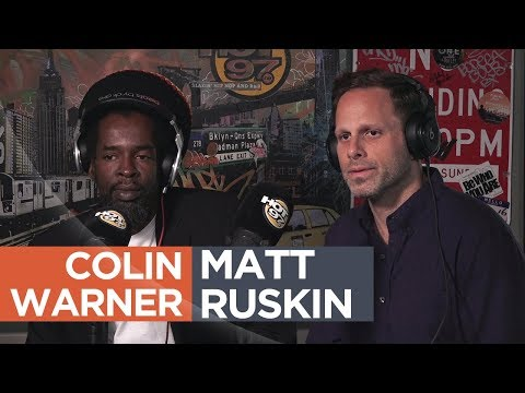 Matt Ruskin & Colin Warner On Being Falsely Accused For Murder & 'Crown Heights'