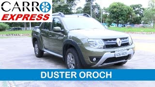 CARRO EXPRESS - DUSTER OROCH