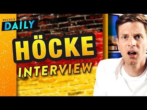 Höckes Interview-Abbruch: Der Aufreger erklärt | WALULIS DAILY