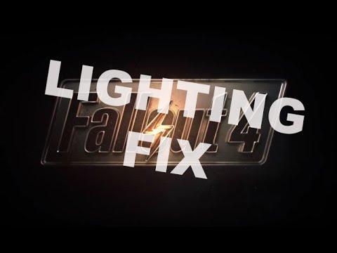 BUG FIX Fallout 4 Lighting Fix & BUG FIX: Fallout 4 Lighting Fix - YouTube azcodes.com