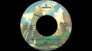ABC ~ The Look Of Love 1982 Disco Purrfection Version