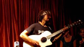 Jason Mraz - Halfway Home @ house Show 14-09-2011