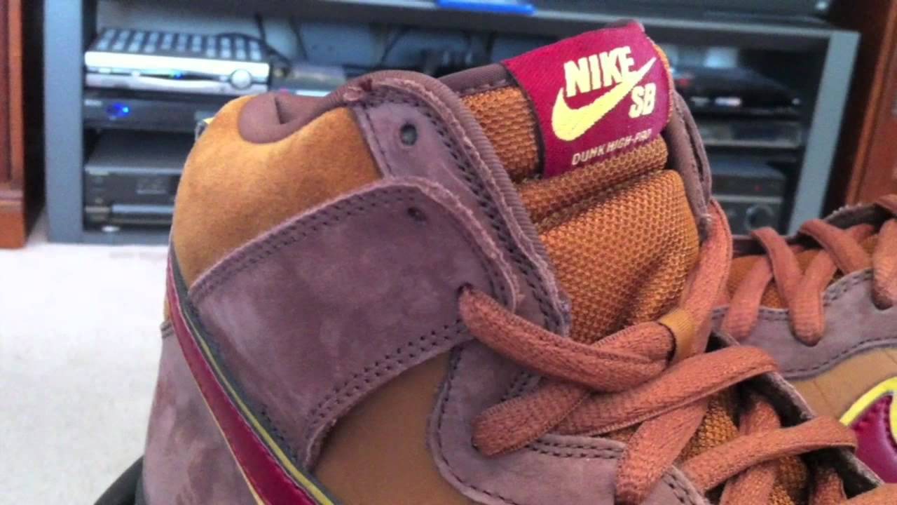 wholesale dealer f4b7b 4d3fa Nike Dunk High Pro SB x Skatepark of Tampa (SPOT)