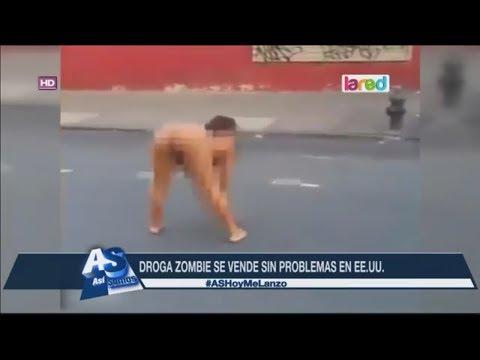 Drogada Se Desnuda  Sexo En Calle Mk Ultra Iluminati Mason Satanica Adictiva Y Peligrosa Salfate
