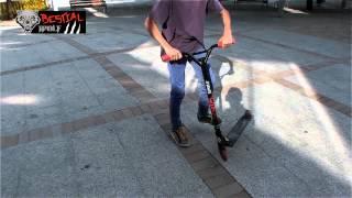 [TUTORIAL] Como hacer un Tailwhip con scooter