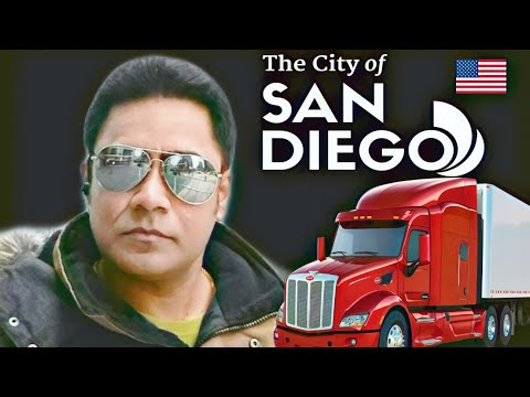"The City of San Diego USA: Get "" THRILLED "" by the Real Time FOOTAGE."