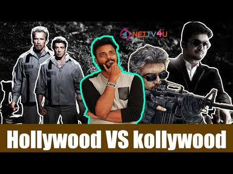 Ajith And Vijay Are Act In Same Movie | Escape Plan