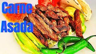 💙  Marinado para Carne Asada 🤩 La mejor Carne Asada /Meat marinade