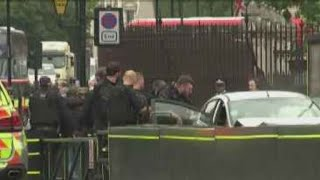 Suspected terror attack carried out in London