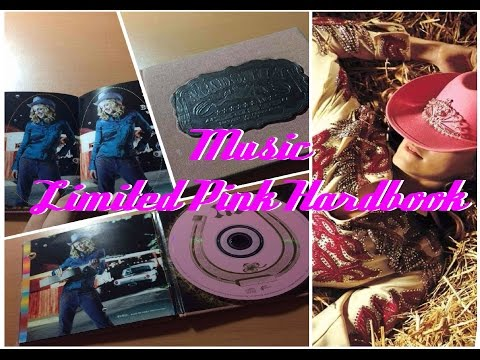 Unboxing: Music [Limited Pink Edition] - Madonna